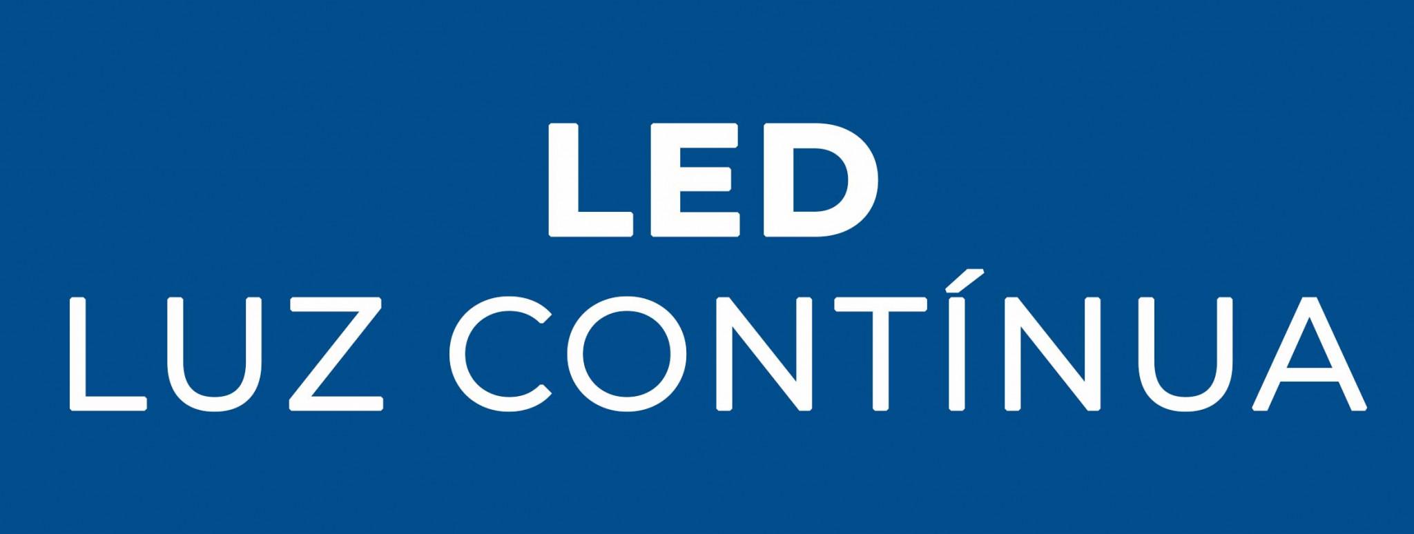 LED Luz Contínua
