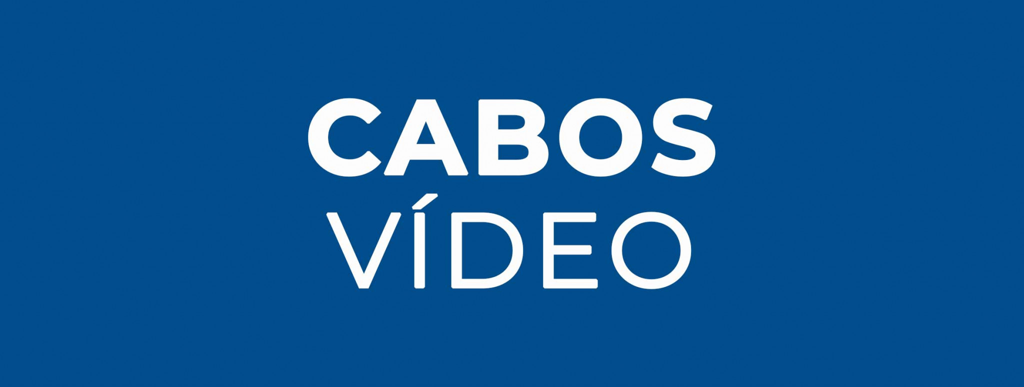 Cabos Vídeo