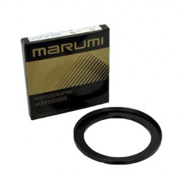 Adaptador de Filtro Step-Up 62mm-77mm Marumi