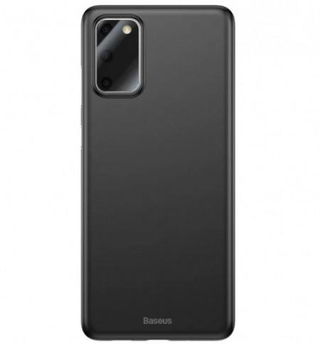 Baseus Capa Protetora p/ Samsung S20 Black (WISAS20-A01)