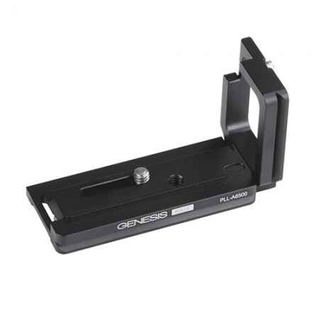 Genesis L-Bracket p/ Sony A6500 (PLL-A6500)