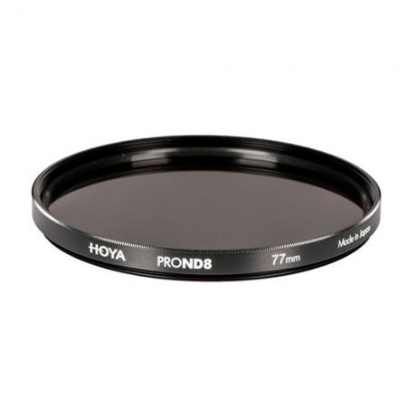 Hoya Filtro PRO ND8 (0.9) - 3 Stops - 82mm