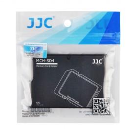 JJC Suporte p/ 4 Cartões SD