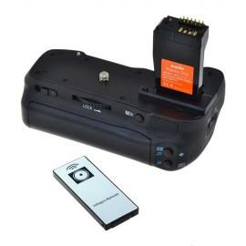 Jupio Punho p/ Canon EOS 750D/760D (BG-E18)
