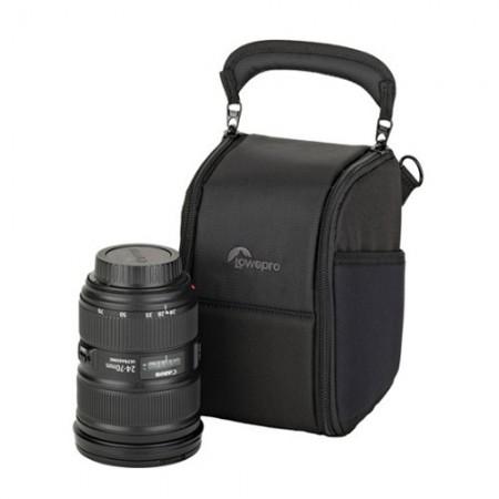 Lowepro Estojo p/ Objetivas Protactic Lens Exchange 100 AW
