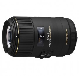 Sigma 105mm f/2.8 EX DG MACRO OS HSM p/ Canon