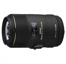 Sigma 105mm f/2.8 EX DG MACRO OS HSM p/ Nikon
