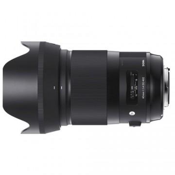 Sigma 40mm f/1.4 (A) DG HSM p/ Nikon