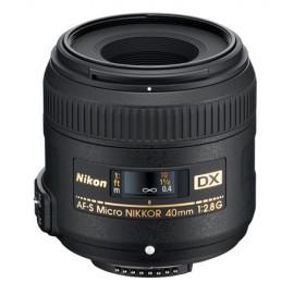 Nikkor AF-S DX 40mm f/2,8G Micro