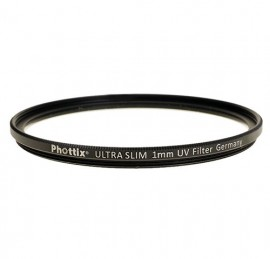 Phottix Filtro UV Ultra Slim - 55mm