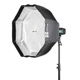Quadralite Softbox Flex 80cm Octagonal