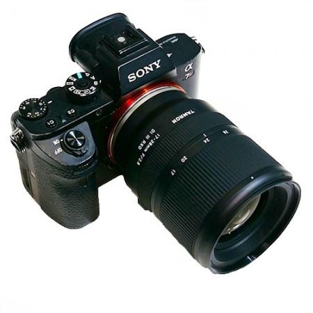 Tamron 17-28mm f/2.8 Di III RXD p/ Sony E
