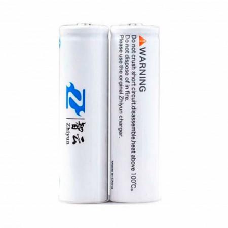Zhiyun-Tech Bateria 18650 / 2600mAh (2 Unid.)