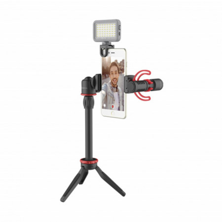Boya Kit de Vídeo Universal Ultimate p/ Smartphones BY-VG350