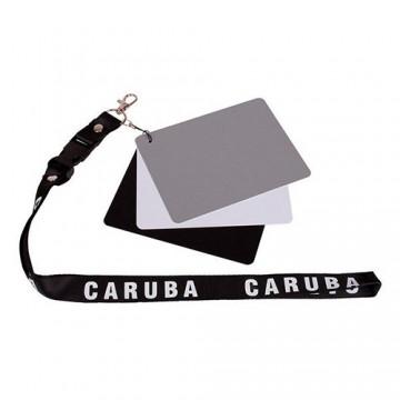 Caruba Kit Cartão Cinza - Equilíbrio de Brancos 8.5x5.4mm