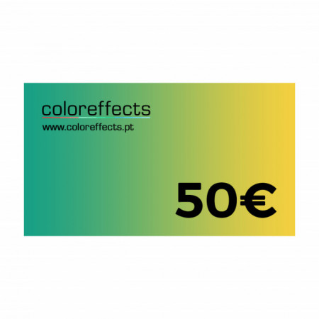 Coloreffects Cheque de Oferta 50€