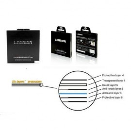 GGS Larmor Protetor LCD p/ Nikon D3300