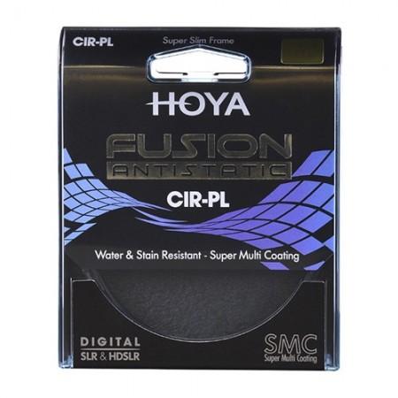 Hoya Filtro Polarizador Fusion Antistatic 62mm
