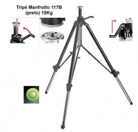 Manfrotto Tripé 117B
