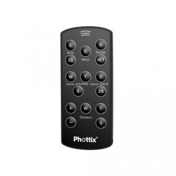 Phottix Disparador s/ Fios Universal 6 em 1