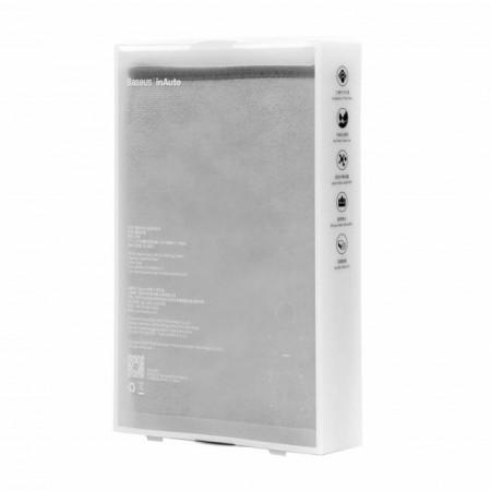 Baseus 2 Panos de Lavagem de Carro Easy Life Gray 40x40cm (CRXCMJ-0G)