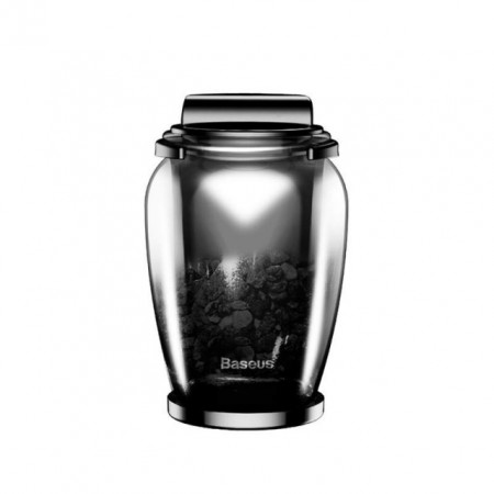 Baseus Fragrância Zeolite Black (AMROU-01)