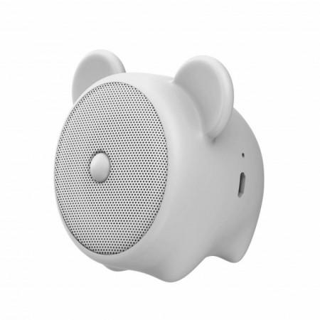 Baseus Speaker Bluetooth Encok E06 Mouse Gray (NGE06-0G)