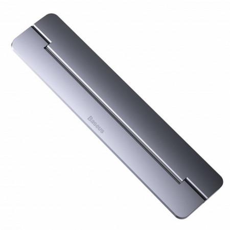 Baseus Suporte p/ Laptop Dark Gray (SUZC-0G)