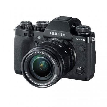 Fujifilm X-T3 Corpo Black + XF18-55 f/2.8-4 R LM OIS