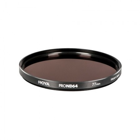 Hoya Filtro PRO ND64 (1.8) - 6 Stops - 62mm