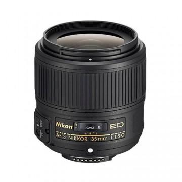 Nikkor AF-S 35mm f/1.8G ED