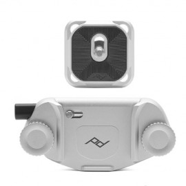 Peak Design Capture Camera Clip (V3) c/ Sapata Silver