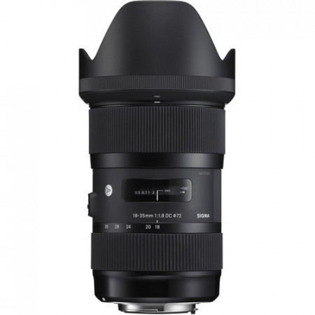Sigma 18-35mm f/1.8 ART DC HSM p/ Canon