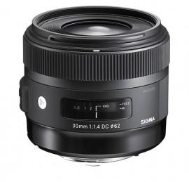 Sigma 30mm f/1.4 ART DC HSM p/ Nikon