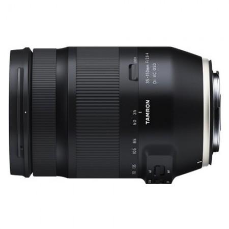 Tamron 35-150 mm F / 2.8-4 Di VC OSD p/ Canon