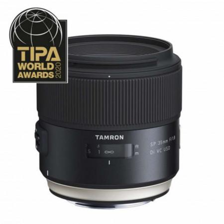 Tamron AF SP 35mm f/1.8 Di VC USD p/ Nikon