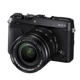 Fujifilm X-E3 + XF 18-55mm Preta