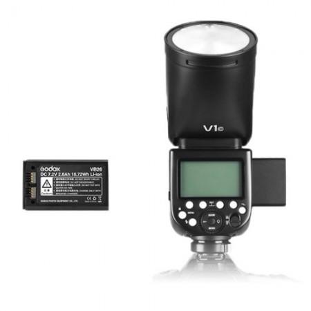 Godox Flash V1 p/ Nikon