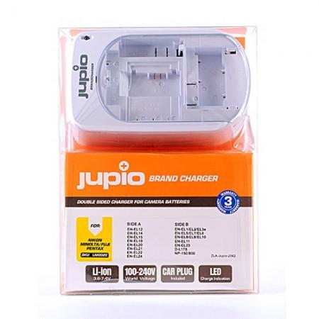 Jupio Carregador Universal p/ Baterias Nikon