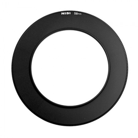 NISI Anel Adaptador 58mm p/ V5 / V6 100mm