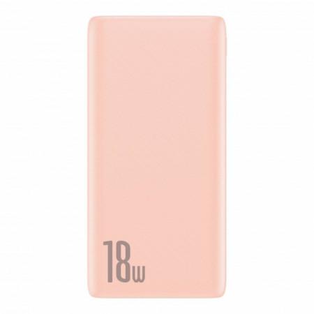 Baseus Power Bank Bipow 10.000mAh 18W Pink (PPDML-04)