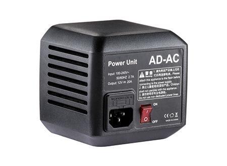 Godox Adaptador de Corrente para AD600 PRO TTL