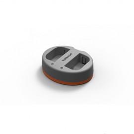 Hahnel Carregador HLX-E6N Power Kit