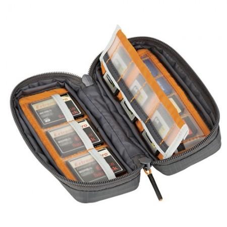 Lowepro GearUp Memory Wallet 20D Grey