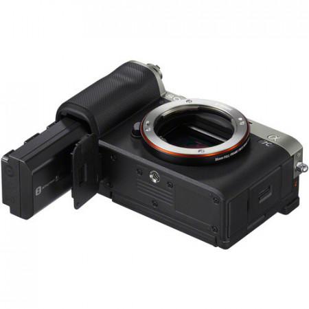 Sony Alpha A7C - Prata