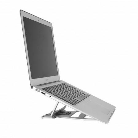 WiWU Suporte p/ Computador S100 Silver (240x240x14mm)