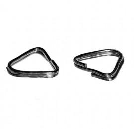 B.I.G. Split Ring - Anel Triangular - Pack de 2