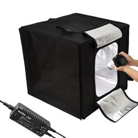 Godox Caixa de Luz com LED's 40X40X40cm