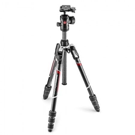 Manfrotto Befree Advanced Carbono (MKBFRTC4-BH)