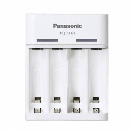 Panasonic Eneloop Carregador BQ-CC61 USB